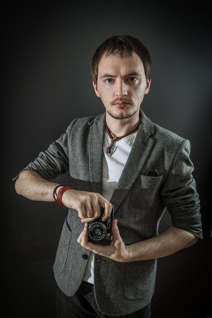 Автопортреты